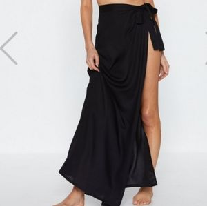 Nasty Gal cover up